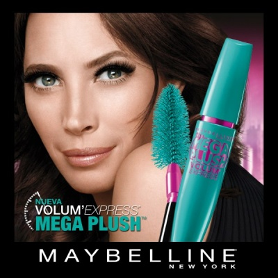 maybelline mega plush volume mascara