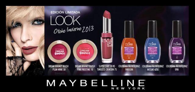 maybelline maquillaje invierno 2013 2 4