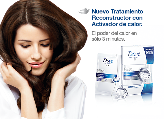 dove hair therapy calor tratamiento