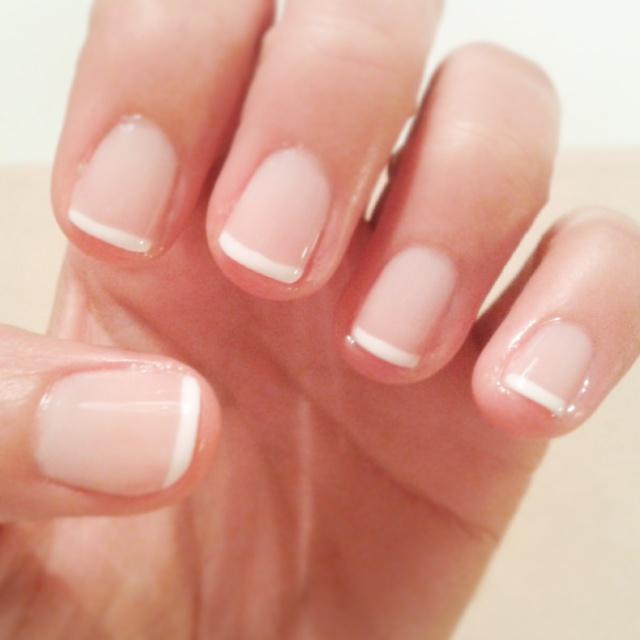 manicura francesa nail art (2)