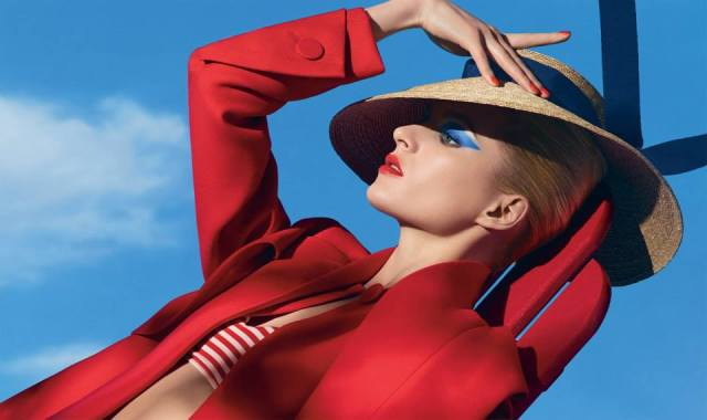transat dior make up collection spring summer 2014 primavera verano maquillaje