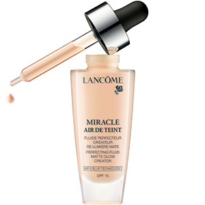 lancome miracle air de tent base maquillaje make up