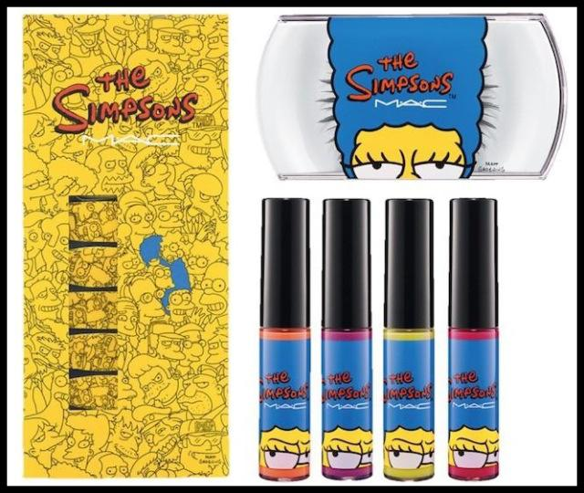 marge the simpsons mac cosmetics 2